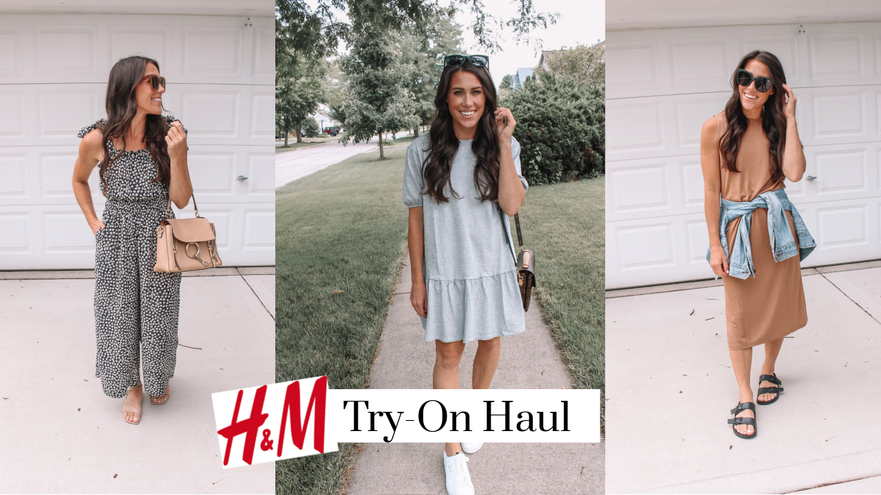 H&M Try-On Haul